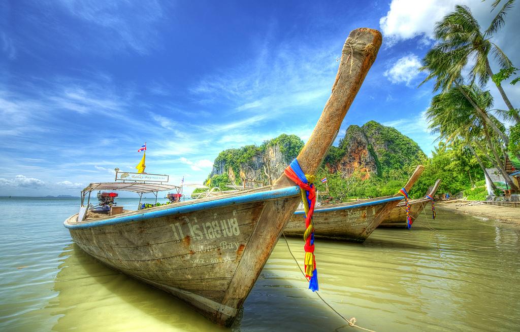 Thailand Strände