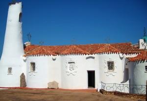 Sardinien Kirche