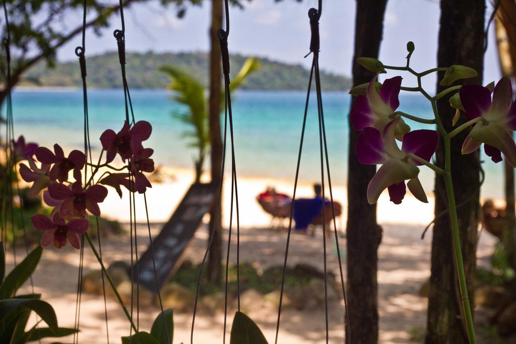 Strand auf Koh Rong