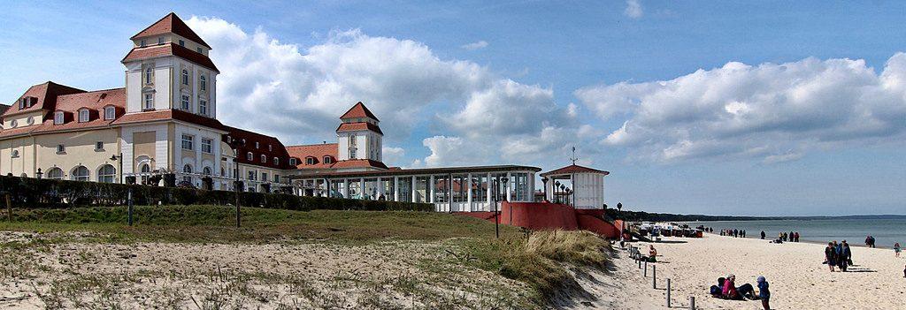 Das Kurhaus von Binz